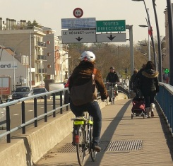 au Pont du Pecq : à reprendre ailleurs