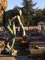Rodin au cimetière du Vésinet