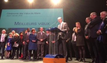 ©Sauver Le Vésinet - voeux 2016