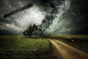 ©Vésinet dans la tempête - Mid&Plus