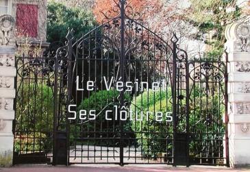 ©Le Vésinet et ses clôtures - Mairie du Vésinet