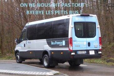 ©minibus flexigo ile de france mobilités - Mid&Plus