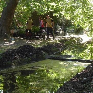 ©Curage des rivières - SLV